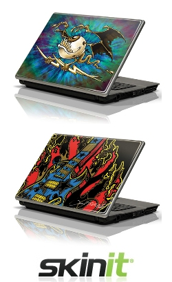 artistic graphics laptop skins from skinit