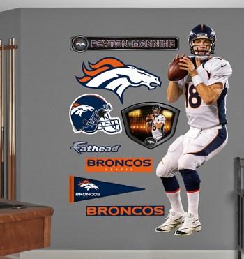Peyton Manning Fathead