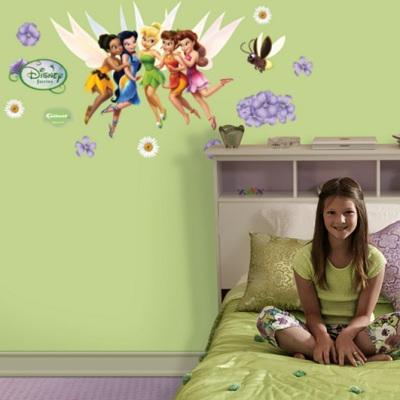 Disney Fairies Fathead Jr. Wall Decals