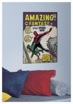 "FUN.com 34"" Spider-Man 1 Comic Peel & Stick Wall Decal"