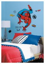 "FUN.com 38"" Spider-Man Comic Giant Wall Decal"