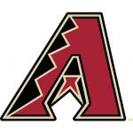 Fathead Arizona Diamondbacks Logo Fathead Wall Decal