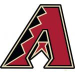 Fathead Arizona Diamondbacks Teammate Logo Fathead Wall Decal