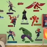 Fathead Avengers Assemble Collection Fathead Wall Decal
