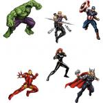 Fathead Avengers Assemble - Fathead Jr Collection Fathead Wall Decal