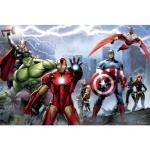 Fathead Avengers Assemble Mural Fathead Wall Decal