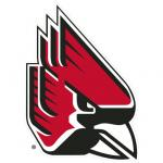 Fathead Ball State Cardinals Teammate Logo Fathead Wall Decal