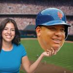 Fathead Bartolo Colon Big Head