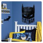 Entertainment Earth Batman Mask Peel and Stick Giant Wall Graphic