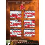 Fathead Boston Red Sox 2016 Schedule Teammate Fathead Wall Decal