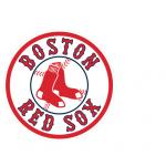 Fathead Boston Red Sox Alternate Logo Fathead Wall Decal