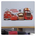 Entertainment Earth Cars 2 Friends to the Finish Giant Wall Decal