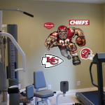 Fathead Charging Chief Fathead Wall Decal