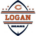 Fathead Chicago Bears Personalized Name Fathead Wall Decal