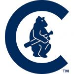 Fathead Chicago Cubs 1911 Classic Logo - Transfer Decal Fathead Wall Decal