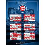 Fathead Chicago Cubs 2016 Schedule Teammate Fathead Wall Decal