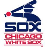 Fathead Chicago White Sox 1987 Classic Logo - Transfer Decal Fathead Wall Decal