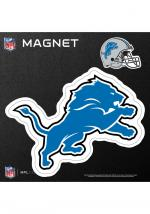 Rally House Detroit Lions 12x12 Car Accessory Car Magnet