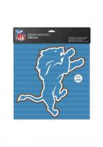 Rally House Detroit Lions 12x12 Perforated Decal