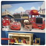 Entertainment Earth Disney Cars Friends to the Finish Full Wall Mural