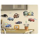 Entertainment Earth Disney Cars Wall Decals