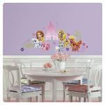 Entertainment Earth Disney Princesses Palace Pets Wall Graphic Wall Decal