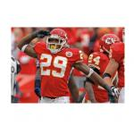 Fathead Eric Berry Salute - In Your Face Mural Fathead Wall Decal