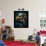 Fathead Extreme Eagle - Grinding It Out Mural Fathead Wall Decal