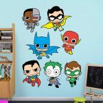 Hayneedle Fathead Justice League DC Comics Kids Wall Decal Collection